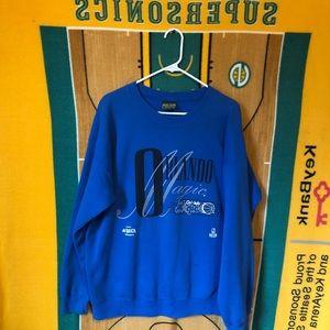 Vintage NBA Orlando Magic Men's Crewneck Sweater